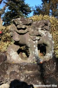 五社神社(南埼玉郡宮代町東)20