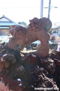五社神社(南埼玉郡宮代町東)25
