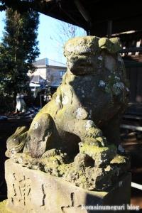 五社神社(南埼玉郡宮代町東)32