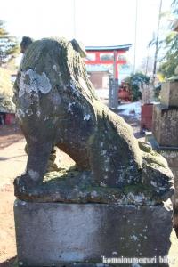 五社神社(南埼玉郡宮代町東)33