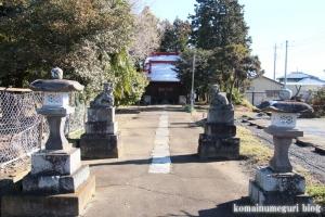 香取神社(北葛飾郡杉戸町堤根)4