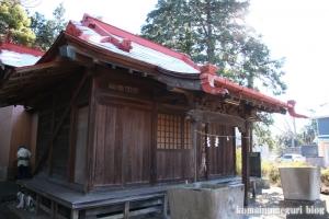香取神社(北葛飾郡杉戸町堤根)7