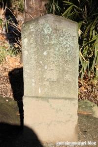 香取神社(北葛飾郡杉戸町堤根)12