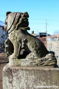 香取神社(北葛飾郡杉戸町堤根)23