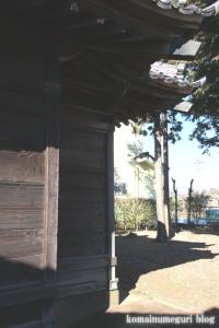 諏訪神社(北葛飾郡杉戸町堤根)7