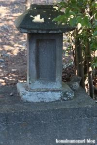 諏訪神社(北葛飾郡杉戸町堤根)8