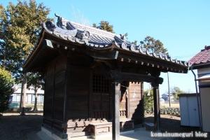 諏訪神社(北葛飾郡杉戸町堤根)6