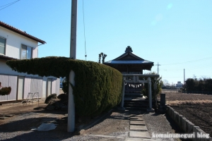 秋葉神社(北葛飾郡杉戸町本郷)1
