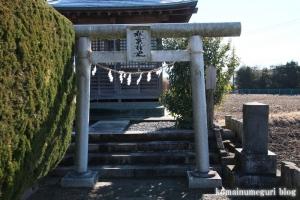秋葉神社(北葛飾郡杉戸町本郷)2
