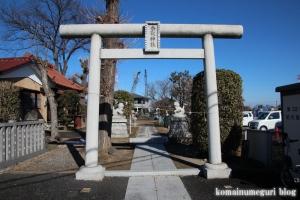 香取神社(北葛飾郡杉戸町本郷)2