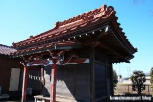 香取神社(北葛飾郡杉戸町本郷)9