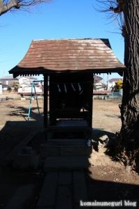 香取神社(北葛飾郡杉戸町本郷)11