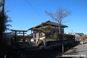 隼人天神神社(北葛飾郡杉戸町本郷)1