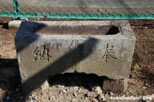 大日神社(北葛飾郡杉戸町堤根)4