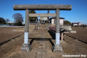 豊明神社(北葛飾郡杉戸町大塚)5