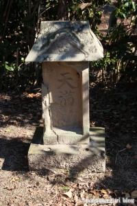 香取神社(北葛飾郡杉戸町北蓮沼)12