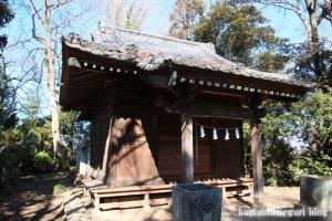 香取神社(北葛飾郡杉戸町北蓮沼)9