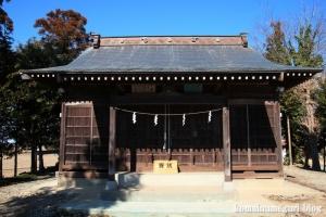 倉常神社(春日部市倉常)11
