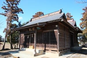 倉常神社(春日部市倉常)13