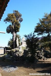 八幡神社(北葛飾郡杉戸町才羽)9