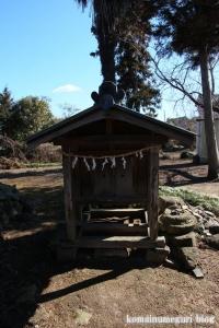 八幡神社(北葛飾郡杉戸町才羽)12