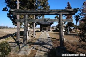 八幡神社(北葛飾郡杉戸町才羽)3