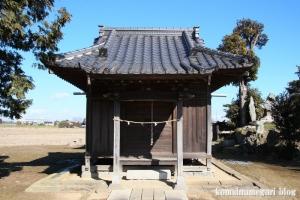八幡神社(北葛飾郡杉戸町才羽)5