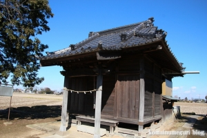 八幡神社(北葛飾郡杉戸町才羽)7