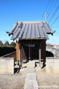 香取神社(北葛飾郡杉戸町才羽)3