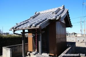 香取神社(北葛飾郡杉戸町才羽)6