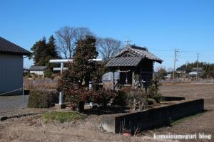 日枝神社(北葛飾郡杉戸町才羽)1