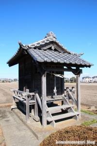 日枝神社(北葛飾郡杉戸町才羽)5