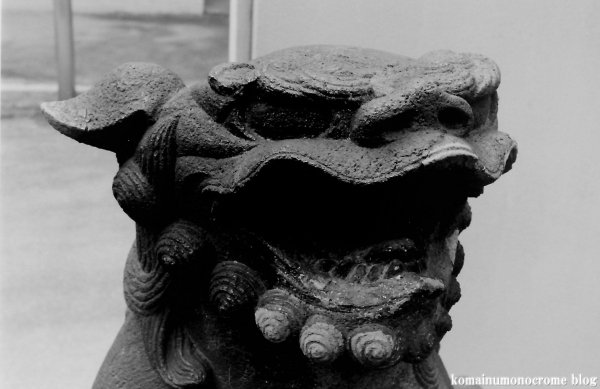 白銀氷川神社(港区白銀)2