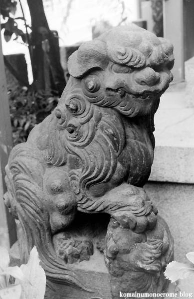 亀塚稲荷神社(港区三田)3