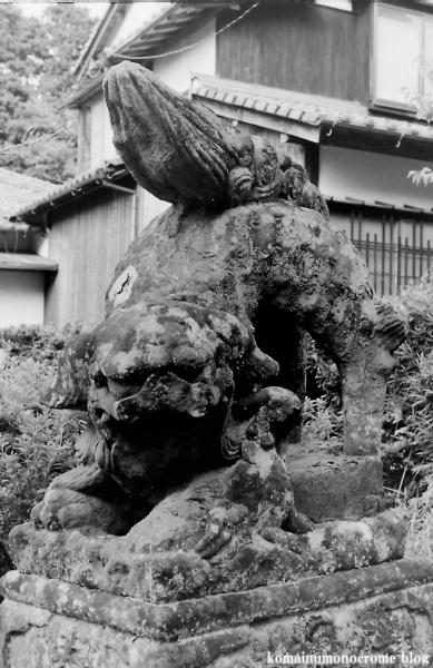 城山稲荷神社(松江市殿町)1