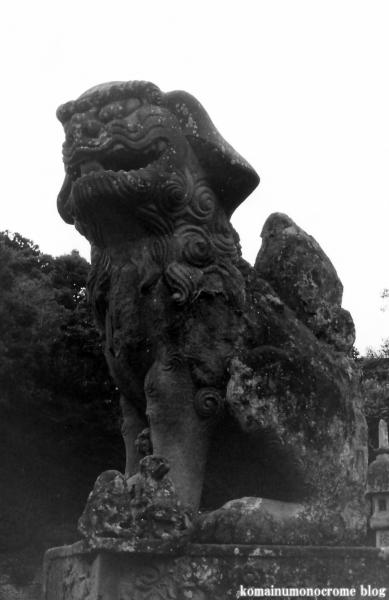 春日神社(松江市奥谷町)1