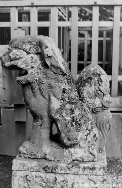賣布(めふ)神社(松江市和多見町)5