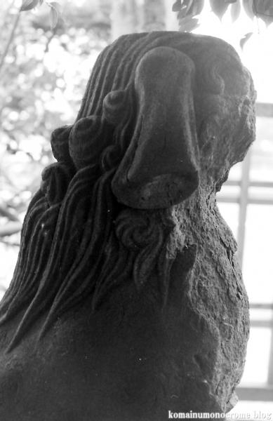 賣布(めふ)神社(松江市和多見町)4