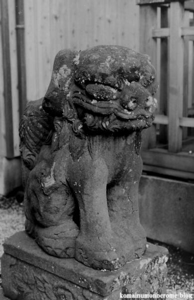 賣布(めふ)神社(松江市和多見町)7