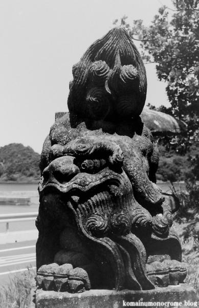 大﨑神社(松江市島根町大芦)3