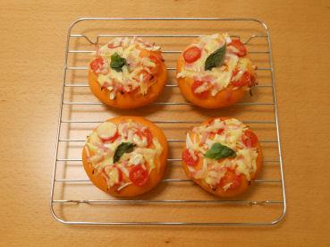 201603 トマトのパン