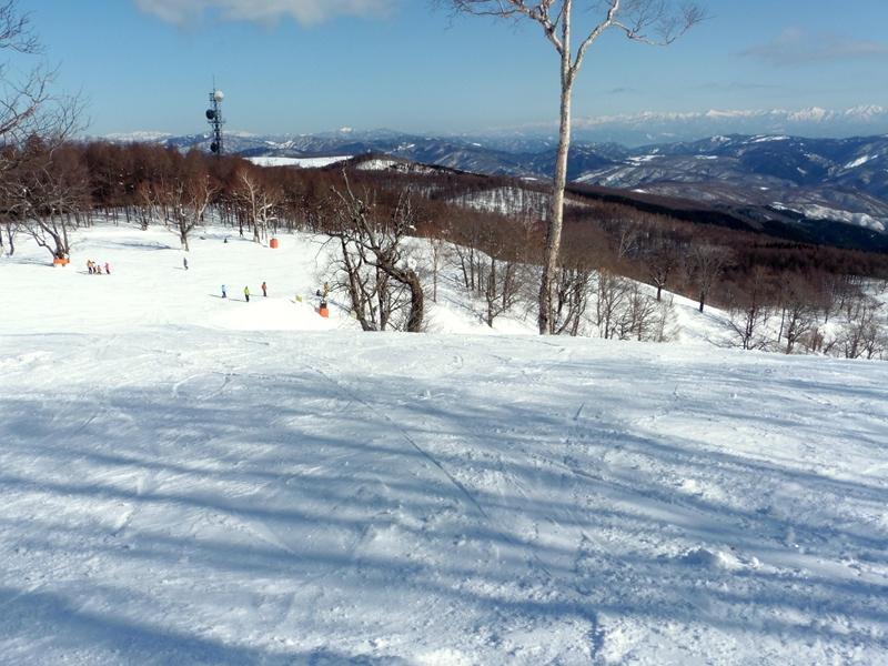 2015年の積雪 風景