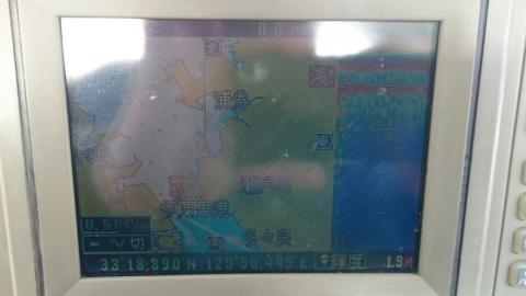 GPS取付1