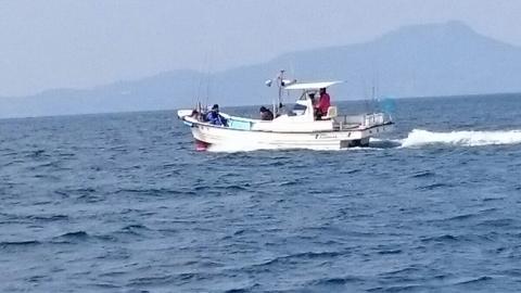 ボートエギング6