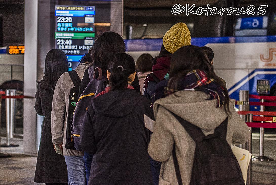 金曜日の東京駅4 20160221