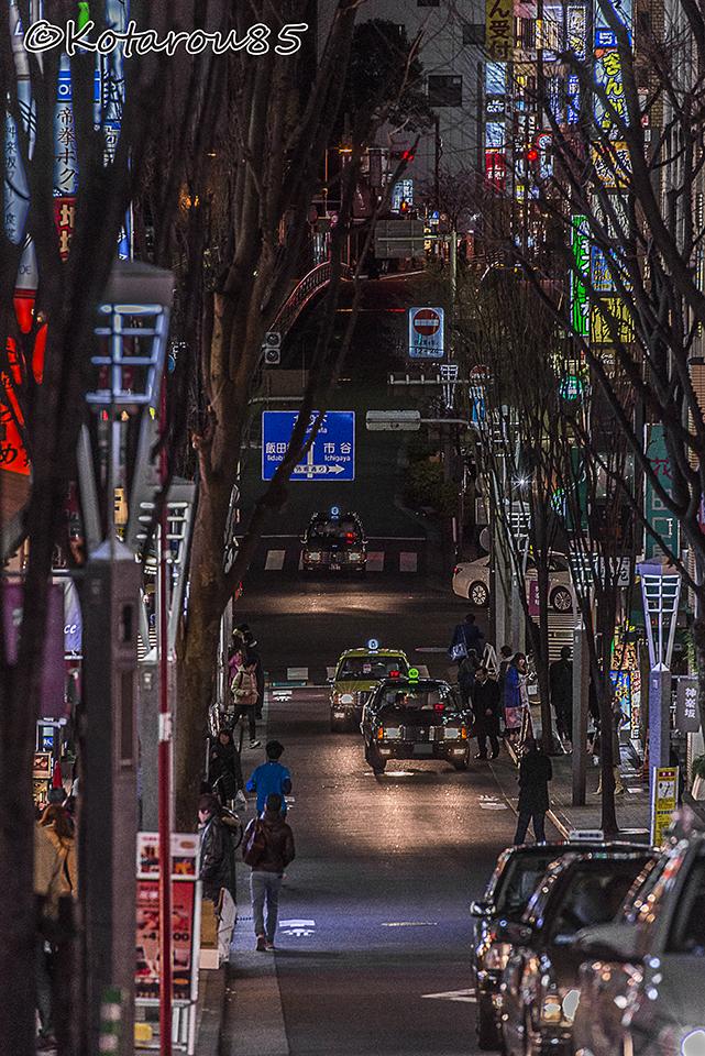 深夜の神楽坂6 20160302
