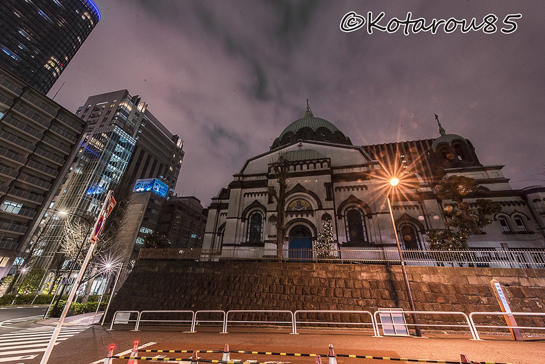東京復活大聖堂1 20160327