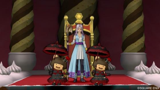 201つの姫様と姉妹