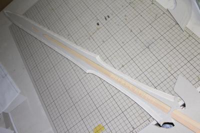 N様攻略本の表紙verロトの剣 刀身造型