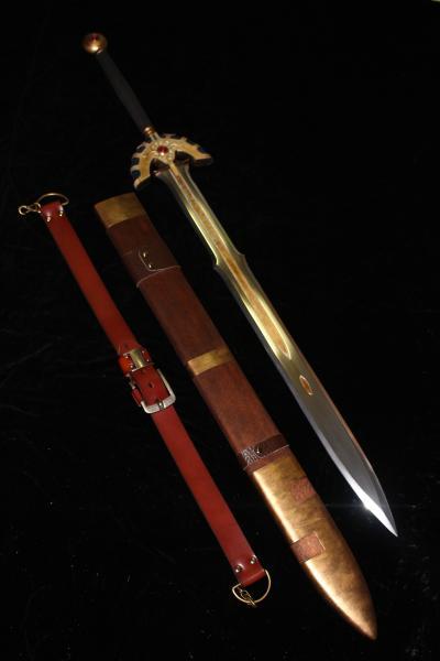 Y様 金属刀身ver ロトの剣(王者の剣)鞘